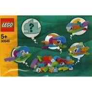 【群樂】袋裝 LEGO 30545 Fish Free Builds - Make It Yours 現貨不用等