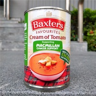 英國進口奶油番茄湯BAXTERS FAVOURITES CREAM OF TOMATO 400g