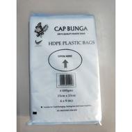 Plastic Bag HF / Plastic Bungkus HF / Plastic Bag HF / 5 x 8 6 x 9 7 x 10 8 x 12 9 x 14 Plastic HF Bag / Good Quality HF