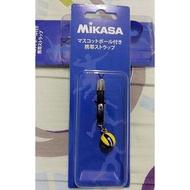 ☆珍愛排球紀念館☆【全新】新包裝Mikasa 新款螺旋排球吊飾A~好禮送