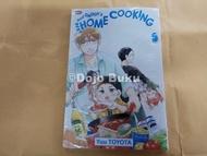 TERLARIS!!! Komik Seri: Papa and Daddy's Home Cooking SEDIA JUGA Buku komik anak - Buku komik anime - Buku komik horor - Buku komik hentai