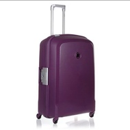 "New Delsey Belfort Luggage Purple 70cm (26"")"