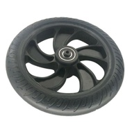 8inch Rear Wheel Damping Replacement Professional Rubber Electric Scooter Easy Install For KUGOO S1 S2 S3
