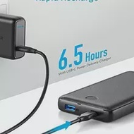 Anker Powercore Quik Charge 18W 20000 MAh Power Bank สำหรับ2 Way Quick Charge High-ความจุ18W USB-C Power Delivery