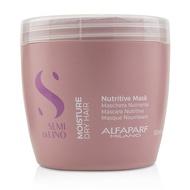 AlfaParf 蜂蜜水滋養髮膜 (乾燥髮質) Semi Di Lino Moisture Nutritive Mask (新亞麻籽水潤系列)  500ml/16.9oz