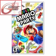 Nintendo Switch Super Mario Party (English)