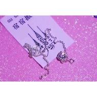 🇹🇭泰國阿嬤🔹泰國聖物 阿贊噴 純銀 腳鏈 腳繩