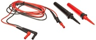 Fluke FTPL-1 Fused Test Probe Set with Test Lead, -20 to 50 Degree C Operating Temperature - intl