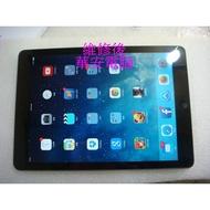 三重現場速修Apple iPad Air air2 mini2 mini 玻璃破裂螢幕維修 快速維修