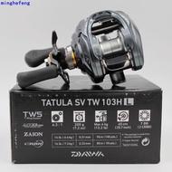 《魚鉤魚竿魚餌》達瓦水滴輪遠投防炸線DAIWA TATULA SV103TW美版蜘蛛sv魚線輪微物
