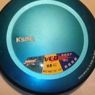 科之美VCD隨身聽,MP3隨身聽,VCD隨身聽,CD播放器,CD隨身聽,VCD播放器,隨身聽,播放器~科之美CD隨身聽(採用SONY原廠機芯,功能正常有盒子)