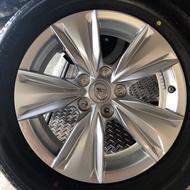 LEXUS UX 凌志 原廠17吋鋁圈不含胎5孔 全新 新車拆下(誠可議)