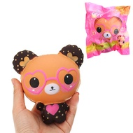 Bear Squishy 15cm Slow Rising With Packaging Collection Gift Soft Toy