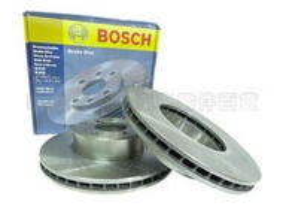 【K.K.專業汽車零件】BOSCH(0986AB6512) BMW 寶馬 E60 前 煞車碟盤 324x30x77.15