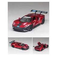 1:32 合金模型聲光迴力車 福特 FORD GT 超跑