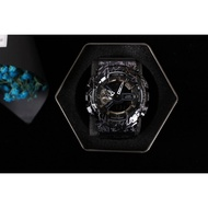 100%原裝卡西歐G-shock原裝爆裂紫色卡西歐手錶