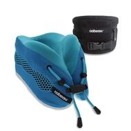 【毒】CABEAU 酷涼記憶棉頸枕2.0-沁藍