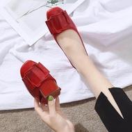 Zigzagg รองเท้าคัชชูพับเก็บได้ Foldable flat shoes รองเท้าผู้หญิง รองเท้าพับได้