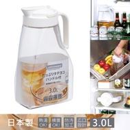 [Lustroware]日本岩崎按壓式耐熱冷水壺3L