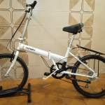 20 吋 Kirin 可摺單車