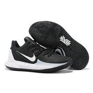 NIKE KYRIE 2 LOW 黑白 黑色 白色 白 低筒 公園阿伯 籃球鞋