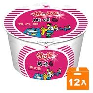 統一麵 肉燥風味 特大號 85g (12碗入)/箱
