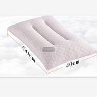 Thai natural latex pillow cervical spine pillow massage pillow latex pillow pillow core neck pillow