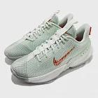 Nike 籃球鞋 Ambassador XIII 運動 男鞋 明星款 LBJ 氣墊 避震 包覆 球鞋 綠 米白 CQ9329300 26cm PISTACHIO FROST
