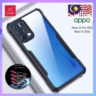 OPPO RENO 5 Pro (5G) Case,RENO 5 (5G) Phone Case,Xundd Case Shockproof Transparent Protective Cover for OPPO Reno 5 Pro Malaysia OPPO Reno 5 Pro