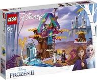 LEGO 樂高 迪士尼公主系列 冰雪奇緣2 魔法樹屋 41164