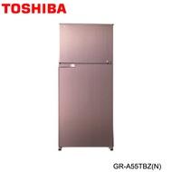 TOSHIBA 東芝 GR-A55TBZ(N) 冰箱 510L 雙門 快速冷凍 微電腦觸控 一級能源