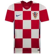 ที่ดีที่สุด JERSEY โครเอเชียบ้านเสื้อแข่งฟุตบอลยูโร2020/21สำหรับชาย [CRO]