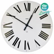 ALESSI 時鐘(白) FIRENZE WALL CLOCK WHITE #12 W