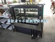 全新 落地型 直角蛋糕櫃 直角點心展示櫃 冷藏蛋糕專用櫃