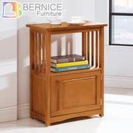 Bernice-羅特爾1.8尺全實木單門收納櫃/電話櫃