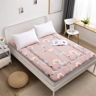 GFYL Breathable Tatami Sleeping Floor Mat,Foldable Cotton Mattress Pad,Thicken Floor Futon Mattress Mat,Soft Japanese Futon Bed Roll,Foldable Mattress Pad for Student Dormitory