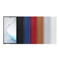 【SAMSUNG 三星】Galaxy Note9 LED 原廠皮革翻頁式皮套(盒裝)