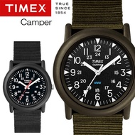 TIMEX CAMPER WATCH NATO 錶帶 軍綠 黑 WTAPS 款