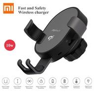 authentic Xiaomi 70mai Qi Wireless Car Charger 10W Car Bracket Intelligent Sensor Fast 70 mai Wirles
