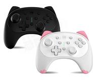 任天堂 NINTENDO SWITCH NS 良值 二代 控制器 PRO 迷你小貓把手 無線手把 2G 黑色 粉色 藍色