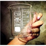 [東昇] 玻璃有柄燒杯 250 ML|台製