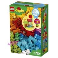 JCT LEGO樂高—10887 DUPLO 得寶系列 歡樂創意顆粒套裝