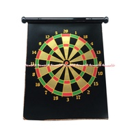 Champs Magnetic Dart Board Dart Board Dart Roll Toy 6 Darts
