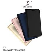 【愛瘋潮】DUX DUCIS HUAWEI Y7 Pro(2019) SKIN Pro 皮套 掀蓋