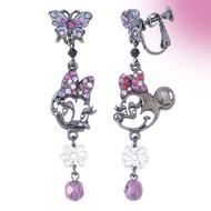 預購-東京迪士尼樂園ANNA SUI商品 耳環(耳夾款)