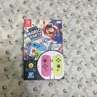 Nintendo switch 超級瑪利歐派對 joy-con 組合包 (同捆)