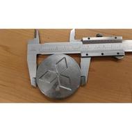 三菱 savrin 鋁圈 中心孔蓋 輪圈蓋 輪轂蓋(外徑54mm)