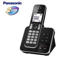 【限時促銷】★贈SP-1888紀念公仔★Panasonic國際牌DECT 數位無線答錄線電話 KX-TGD320**免運費**