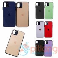 iPHONE 6 6S 6 PLUS 6S PLUS 7 7 PLUS 8 8 PLUS X XS XR XS MAX Convert Case To iPhone 11 series PC + Soft Tpu Case