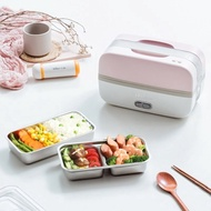 Xiaomi bear Authentic 1L Electric Lunch Box Pluggable Heating Insulation Double Layer Cooking Rice Cooker